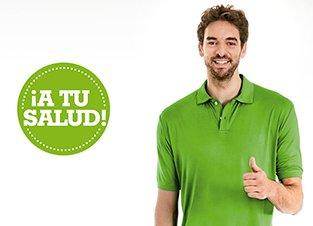 Grupo IFA y Fundación Gasol una alianza por y para la salud.