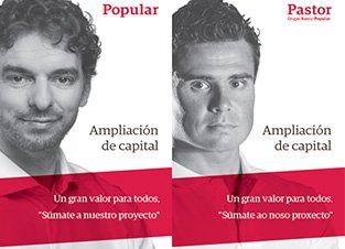 Campaña de Comunicación de ampliación de capital
