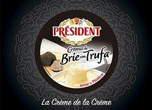 President Brie Trufa