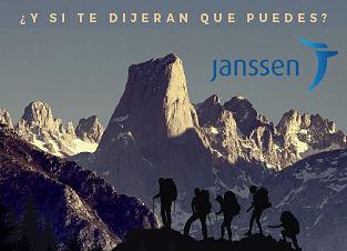 Janssen ¿Y si te dijeran que puedes?